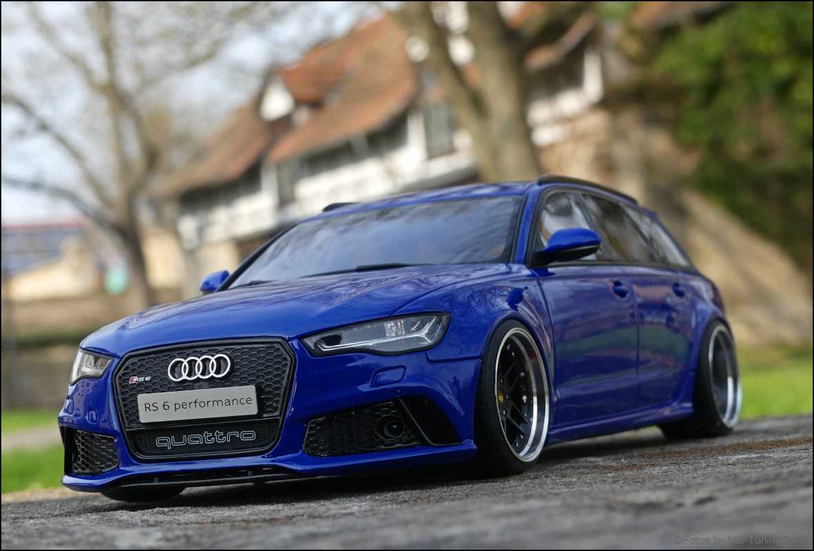 1:18 Tuning Audi RS6 PERFORMANCE /